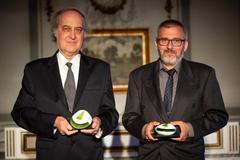 Gran Prize díjat kapott Dr. Mizsey Péter